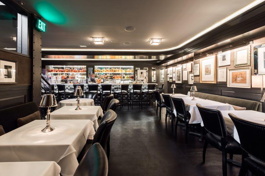 TableDecor - Table top lamps for restaurants