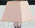 142 Square Fabric Shade