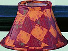 144 Coolie Fabric Shade
