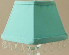 185 Square Fabric Shade
