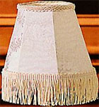81 Oval Fabric Shade