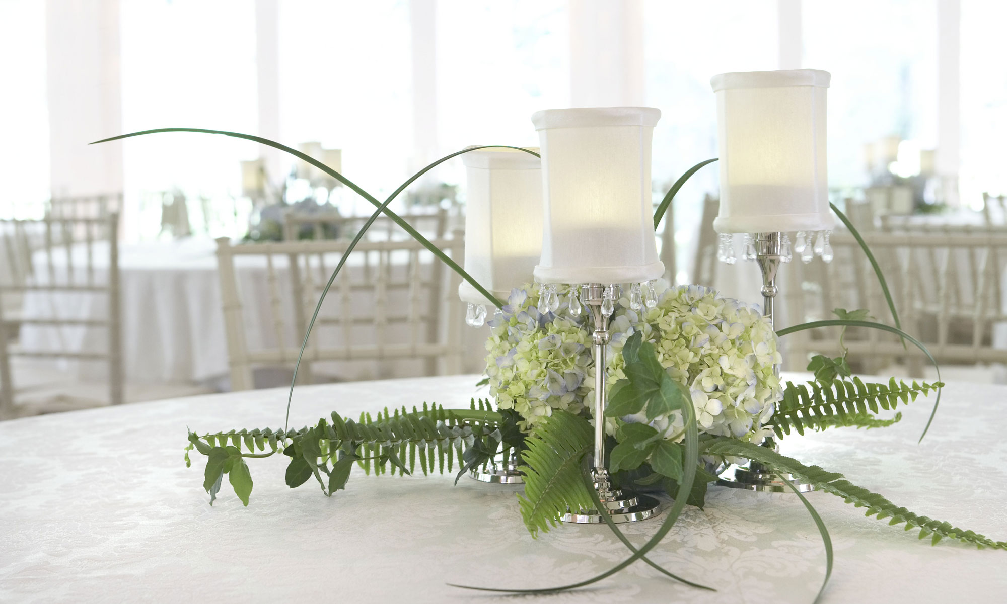 TableDecor Restaurant Table Lighting Candle Battery Lamps - Restaurant table lighting ideas