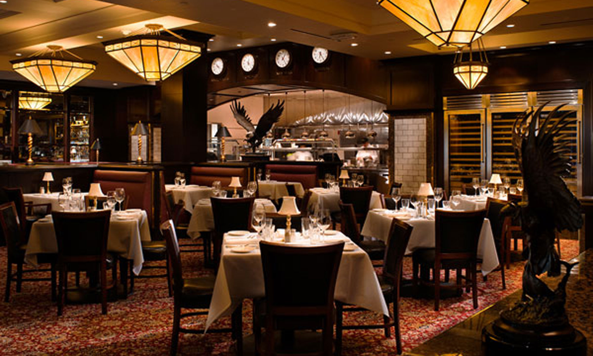Tabledecor restaurant table lighting candle battery lamps the capital grille los angeles aloadofball Images
