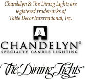 Chandelyn Specialty Candle Lights